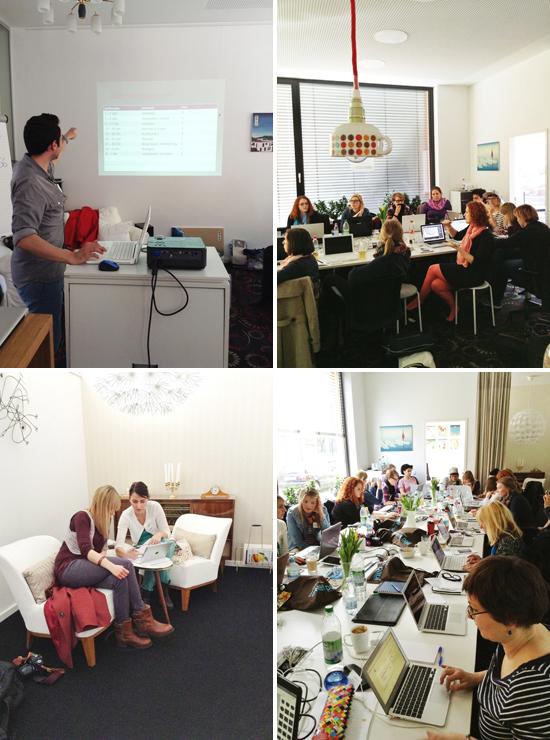 BLOGST München Blogger Workshop Pro