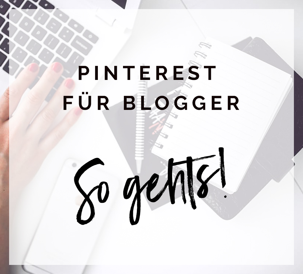 pinterestfuerblogger