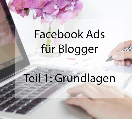 Facebook Ads für Blogger Teil 1   BLOGST