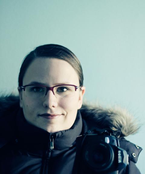 Corinna von Frau Haselmayer – Werbung
