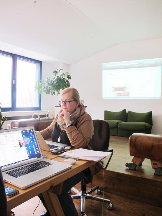 BLOGST WordPress Köln Seitenwechsel 23qm Stil betahaus Daniela Müller