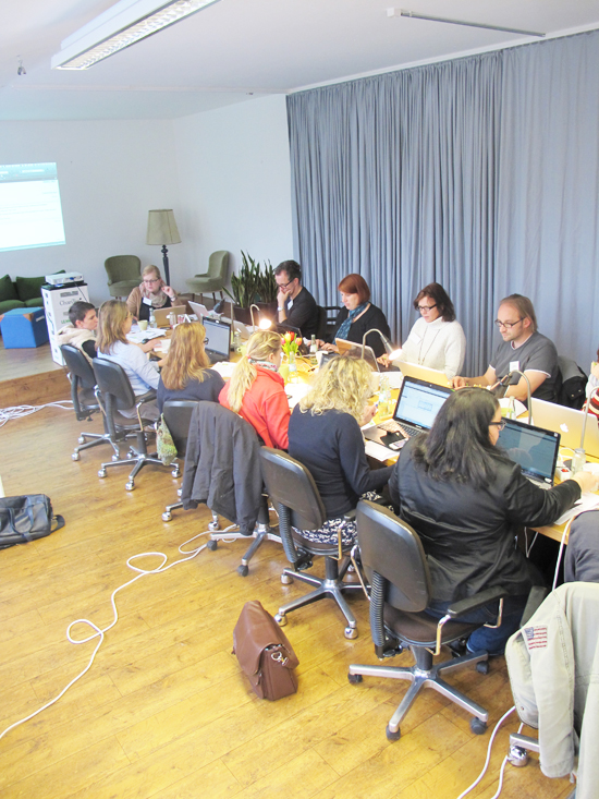 WordPress BLOGST Bloggen Workshop Seitenwechsel 23qm Stil