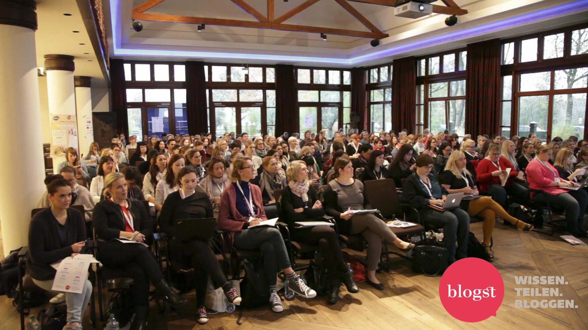 Die BLOGST Konferenz 2014 als Film  – Werbung