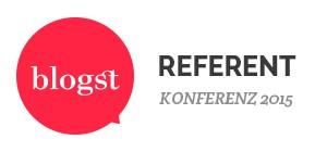 BLOGST Referent 2015