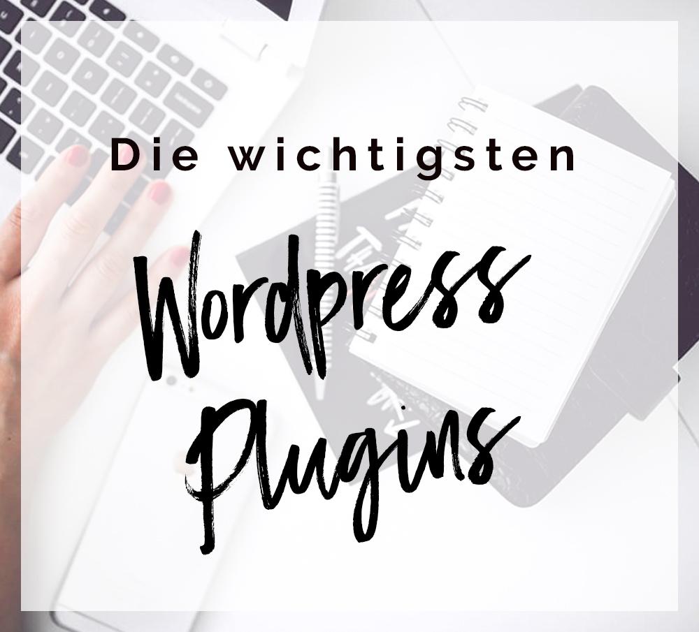 Die wichtigsten WordPress Plugins für Blogger
