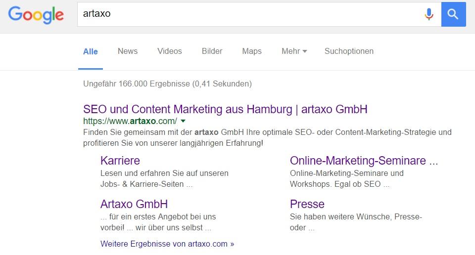 google-artaxo-snippet