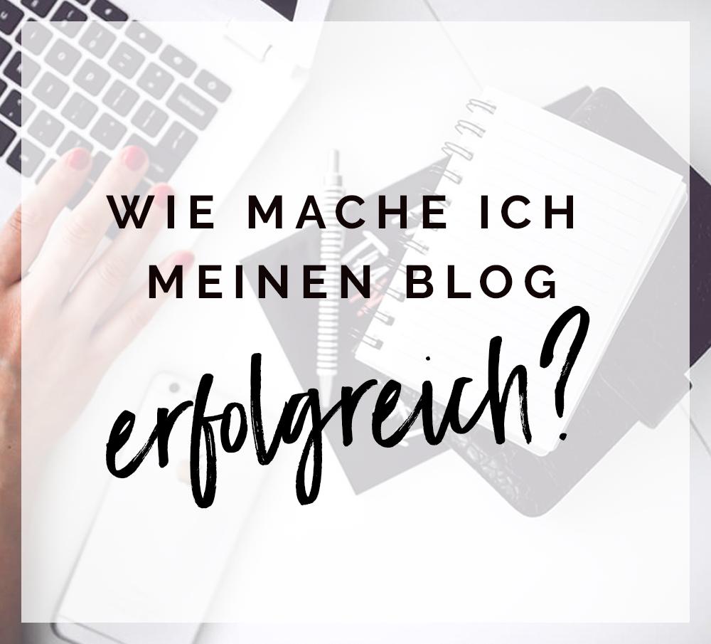 Wie mache ich meinen Blog erfolgreich? – Werbung