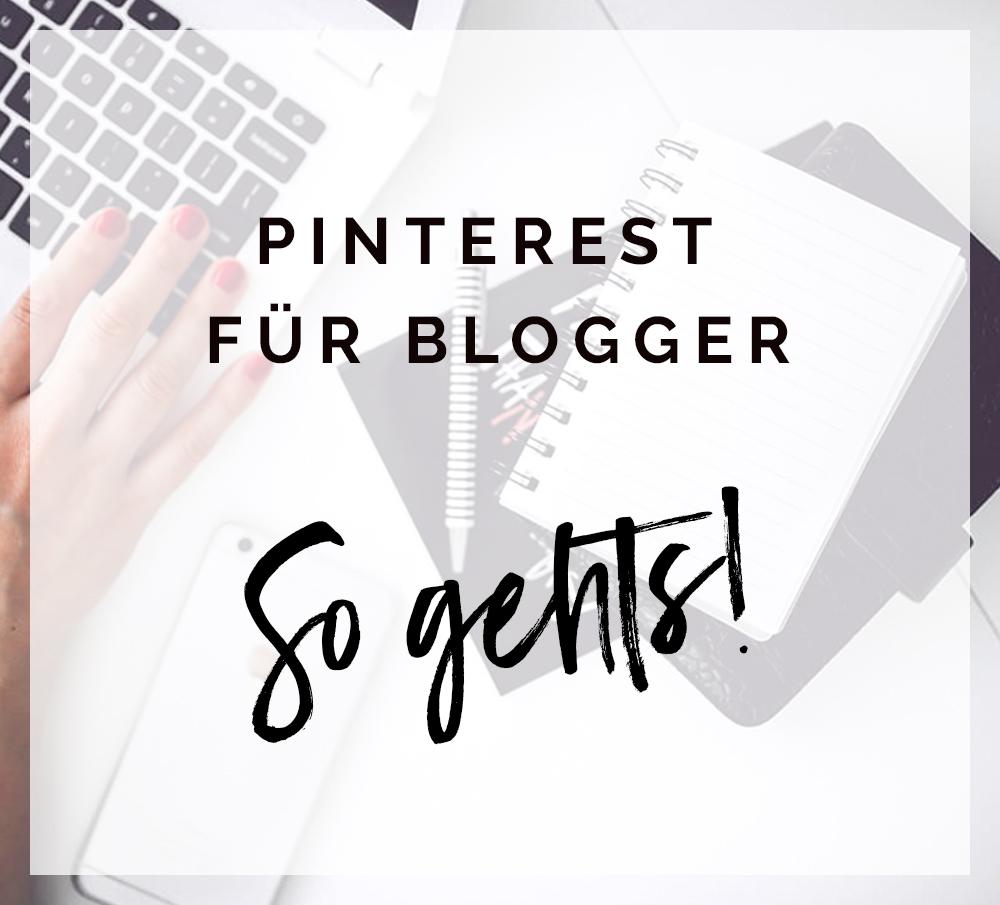 Pinterest für Blogger – Profil, Boards, Pins – so geht's! – Werbung