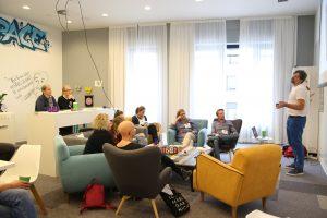 #miniblogst17 in Frankfurt