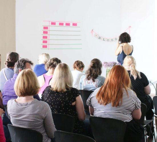 BLOGST Barcamp am 16.6.18 in Köln #blogstbc18